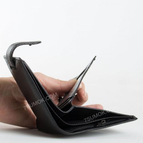 Чоловічий гаманець 21702 black