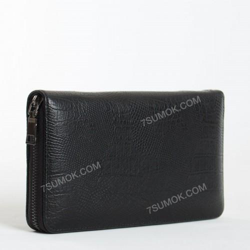 Чоловічий гаманець 2885 black