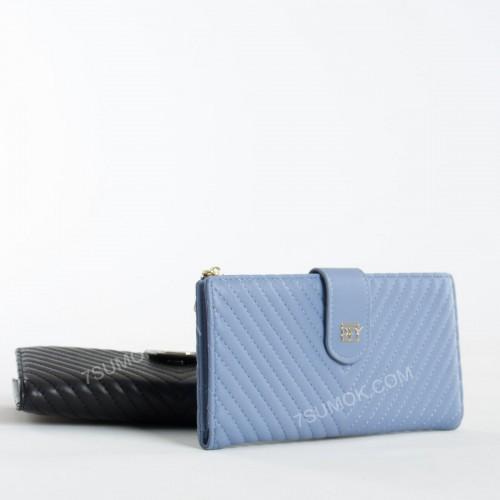 Жіночий гаманець 6902-012 light blue