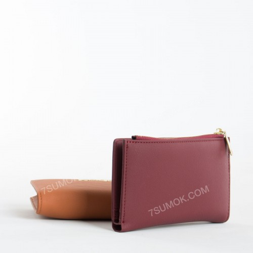 Жіночий гаманець 6904-004 bordo