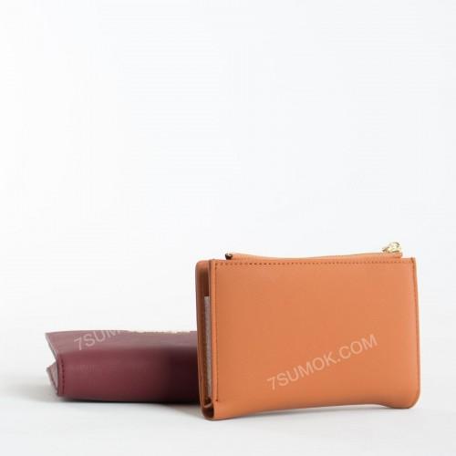 Жіночий гаманець 6904-004 brown