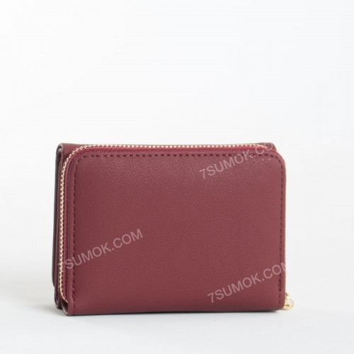 Жіночий гаманець 6905-010 bordo