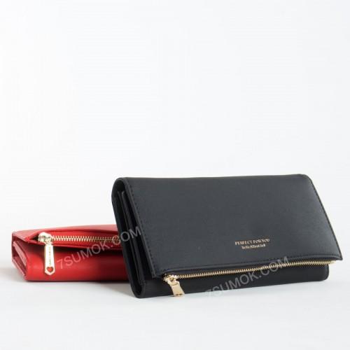 Жіночий гаманець 6948-002 black