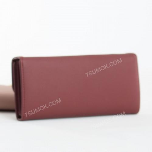 Жіночий гаманець 9513-18 bordo