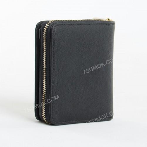 Жіночий гаманець 9518-3A black