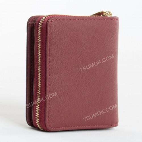 Жіночий гаманець 9518-3A bordo