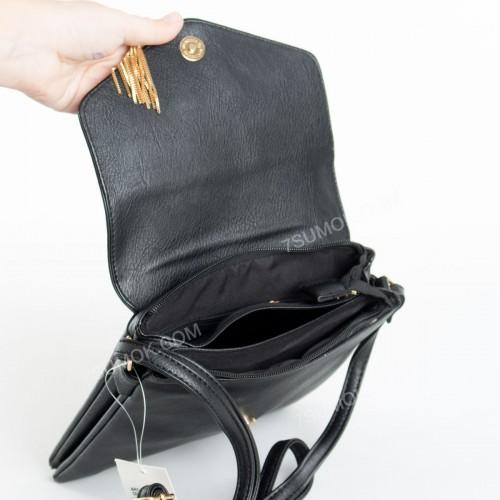 Клатч A5361 black