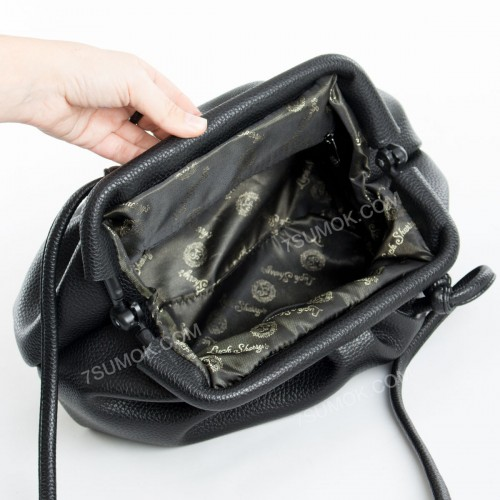 Жіноча сумка 095 black