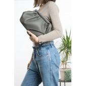 Жіноча сумка 095 gray