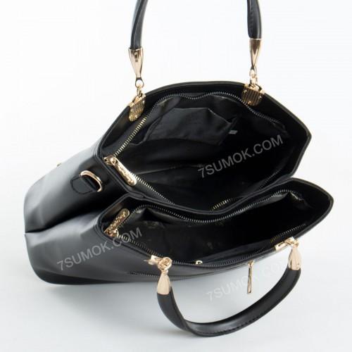 Жіноча сумка 01 black