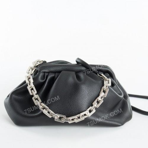 Жіноча сумка 095-cepochka black