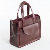 Жіноча сумка 064 bordo