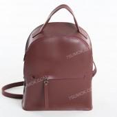 Жіночий рюкзак R021 bordo