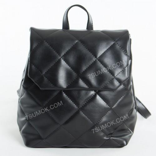 Жіночий рюкзак R024 black