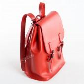 Жіночий рюкзак R013 mini red