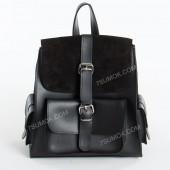 Жіночий рюкзак R011 black-zamsha