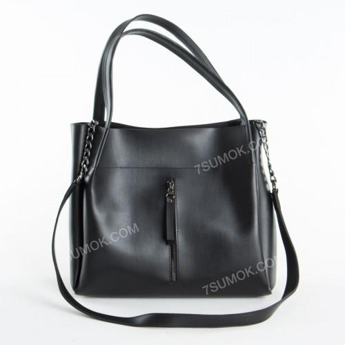 Жіноча сумка 08 black