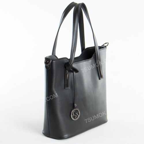 Жіноча сумка 04 black