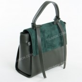 Жіноча сумка 037 big green-zamsha