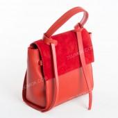 Жіноча сумка 037 big red-zamsha