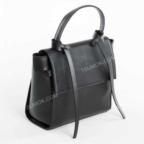 Жіноча сумка 037 big black