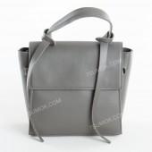 Жіноча сумка 037 big gray
