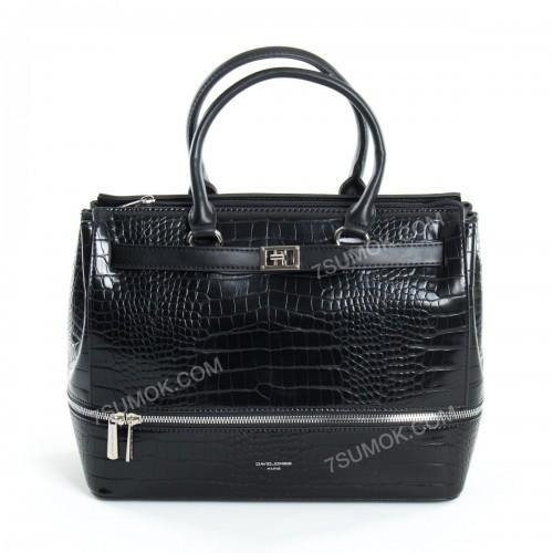 Жіноча сумка 6421-2T black