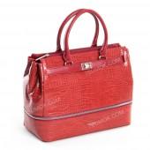 Жіноча сумка 6421-2T dark red