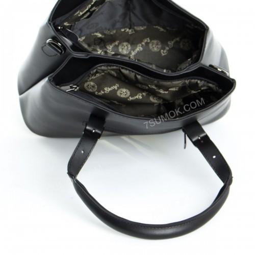Жіноча сумка 111S black