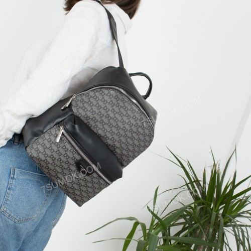 Жіночий рюкзак 805506 black