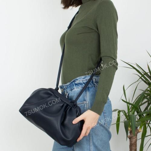 Жіноча сумка 095 blue