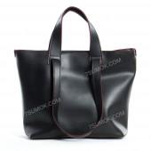 Жіноча сумка 106 black-red