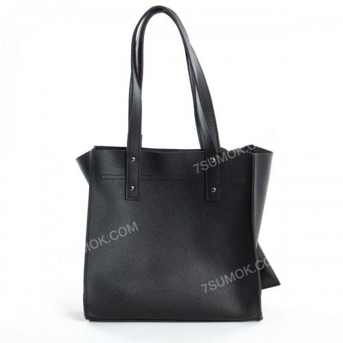 Жіноча сумка 2-1600000 black