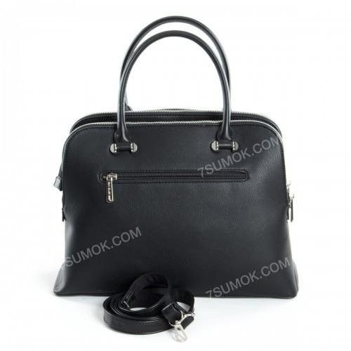 Жіноча сумка 6207-2T black