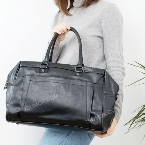 Дорожня сумка 686605 black