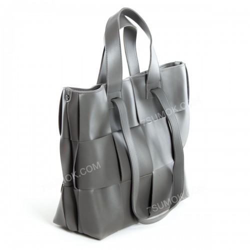 Жіноча сумка 106 gray