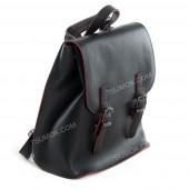 Жіночий рюкзак R013 mini black-red