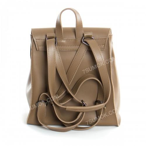 Жіночий рюкзак R013 mini khaki