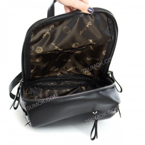Жіночий рюкзак R026 black