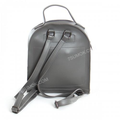 Жіночий рюкзак R021 gray