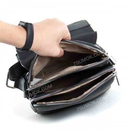 Чоловіча сумка 5984-2 black