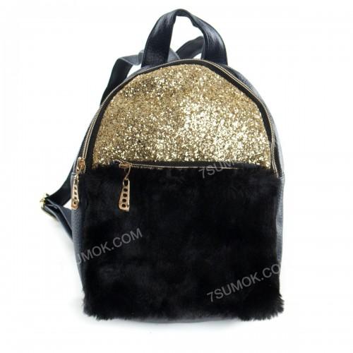 Дитячий рюкзак NW1031 blue-gold