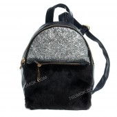 Дитячий рюкзак NW1031 blue-silver
