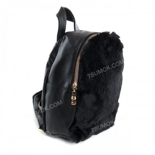 Дитячий рюкзак NW1032 black-black