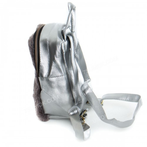 Дитячий рюкзак NW1032 silver-gray