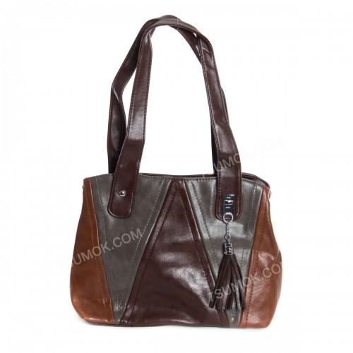 Жіноча сумка 11816 brown