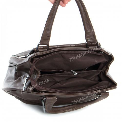 Жіноча сумка 11938 khaki