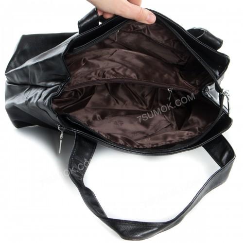 Жіноча сумка 22550 brown