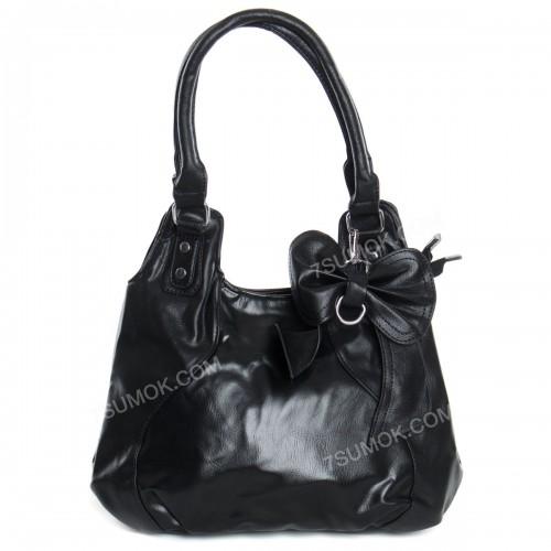 Жіноча сумка 7080 black