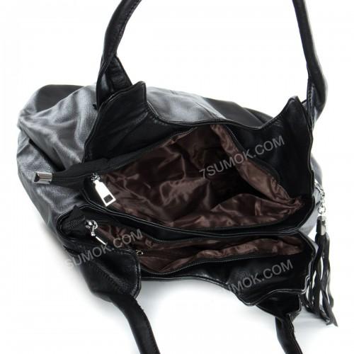 Жіноча сумка 33007 black